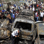 Atentados explosivos en Irak dejan 76 muertos