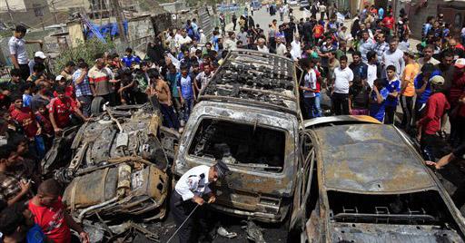 Photo of Atentados explosivos en Irak dejan 76 muertos