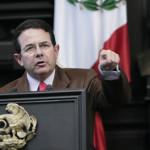 Arroyo Vieyra encabeza reunión interparlamentaria con Guatemala