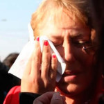 Michelle Bachelet recibe tremendo escupitajo