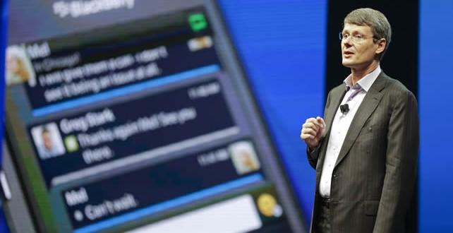 RIM presenta un BlackBerry más barato