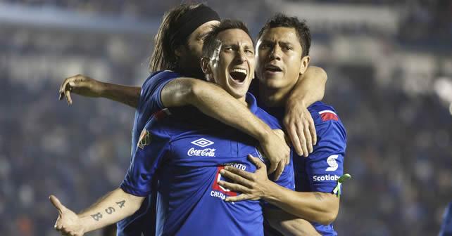 Cruz Azul cerca de la final del Clausura