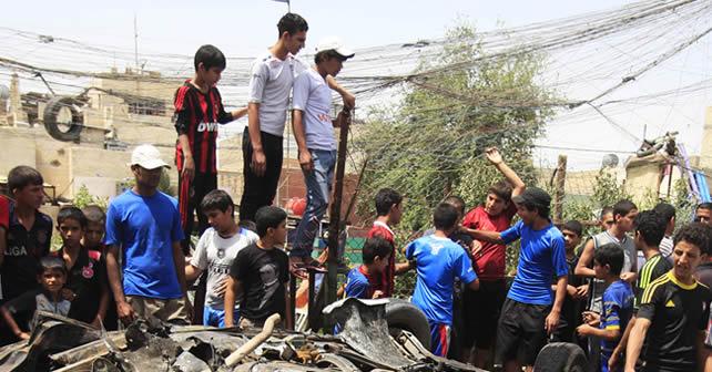 Atentados en Irak dejan 47 muertos