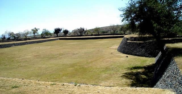 Zona Arqueológica de Peralta