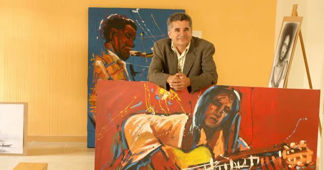 Un Pintor de la Música