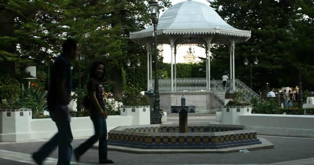 jardín de armas Ana María Gallaga