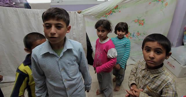 ONU: Refugiados sirios superan 1,5 millones