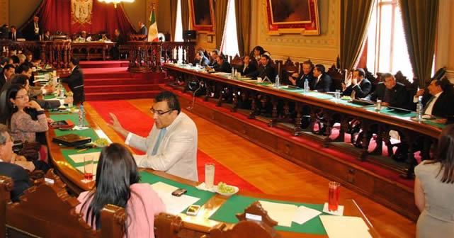 Congreso de Guanajuato aprueba endeudamiento de municipios. Foto Cortesía