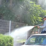 Evitarán proliferación del dengue en el Lerma
