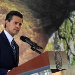 EPN presenta la Estrategia Nacional de Cambio Climático