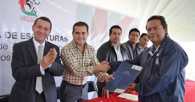 Photo of El Nacimiento ya tiene escrituras
