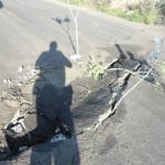 Se abre una carretera en Abasolo