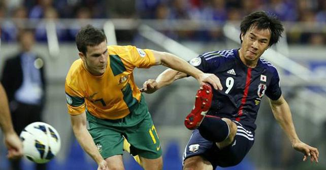 Photo of Japón es el primer clasificado para Brasil 2014