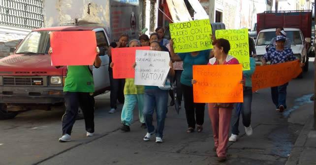 Photo of Se manifiestan por Inseguridad