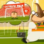 Panameños calientan el juego contra la selección mexicana