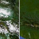 Adiós a las nubes en Google Earth