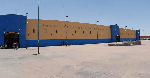 Photo of Explanada con cien comerciantes