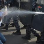 Más de 100 detenidos en Brasil por protestas del aumento al pasaje