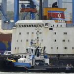 Admite Cuba que las armas del barco retenido son suyas