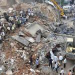 Derrumbe de hotel deja al menos 10 muertos en la India