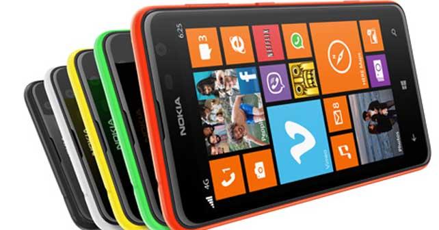 Photo of Revelan precio del Lumia 625