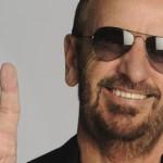 Ringo llega a los 73 con un mensaje de amor y paz