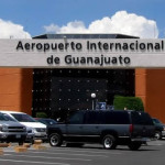 Aterrizaje forzoso de un avión en el aeropuerto de Guanajuato