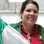 Histórico triunfo de Alejandra Zavala, tiradora tapatía