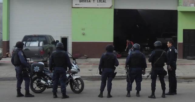 Photo of Balacera en Cuerámaro deja cuatro muertos y dos lesionados