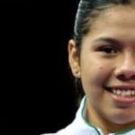 Briseida plateada en el Mundial de Taekwondo