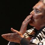 Chavela Vargas descansa en aguas veracruzanas