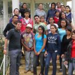 """""""Comunidad joven"""" realiza actividades en Tanque de Peña"""