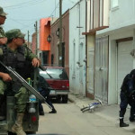 Ejército patrulla Pénjamo