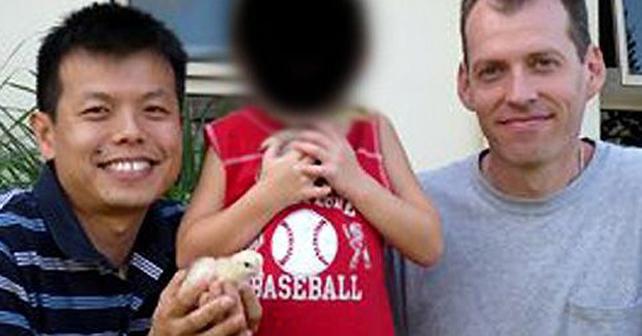 Photo of Pareja gay-pederasta violaba a su hijo y lo difundían en internet