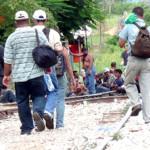 Detienen a 25 centroamericanos ilegales en Chiapas