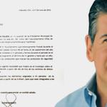 """Estrada Palero se adelanta y """"despide""""  a sus escoltas"""