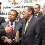 Acuerdan aprobar reforma electoral en el Pacto por México
