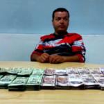 Operadores del PAN detenidos por comprar votos