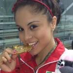 Paola Longoria consigue oro en el Mundial de Cali