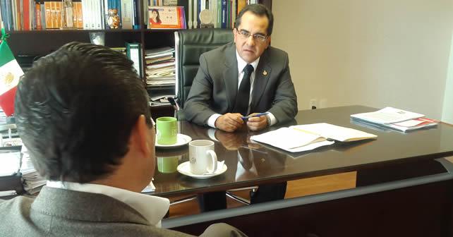 Photo of Jacobo se reúne con procurador de derechos Humanos