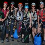 """""""¡Salvad el Artico!"""", seis chicas Greenpeace conquistan el Shard"""