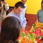 Visita secretario de turismo Pénjamo