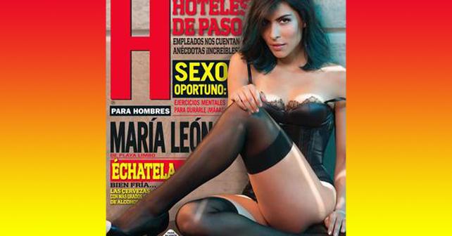 MARIA LEON REVISTA H