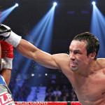 """El nocaut de Márquez fue un golpe de suerte"": Manny Pacquiao"