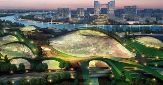 Photo of Maravilla ciudad Ecológica en China