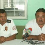 Presentan actividades para el día del bombero
