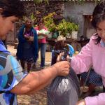 Lorena Manríquez informa sobre servicios del Dif