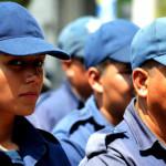 Entregan equipo a policías en Pénjamo