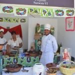 Nourriture délicieuse en Pénjamo