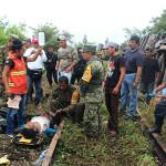"""Se descarrila """"La Bestia"""", al menos 6 migrantes muertos"""